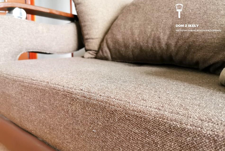 szara kanapa jaki dywan?