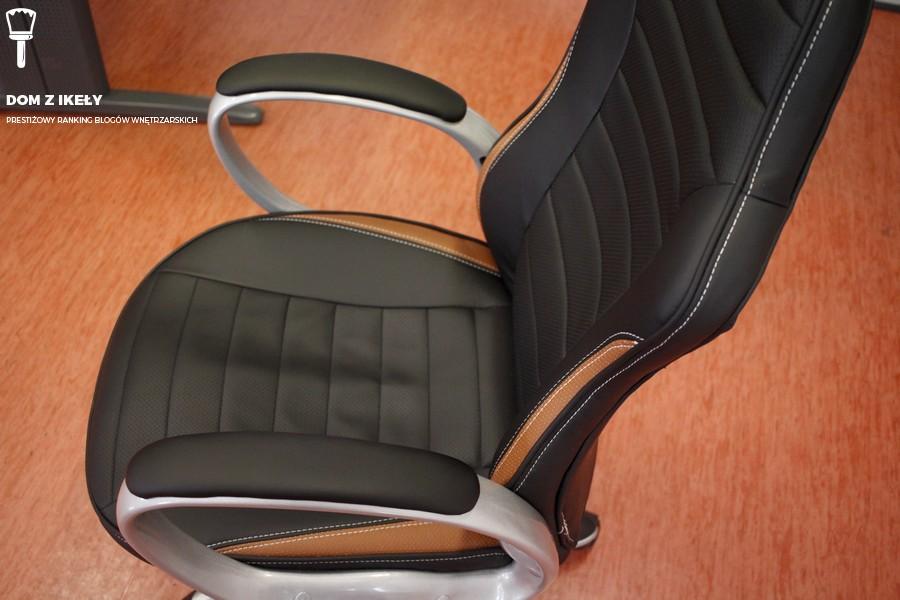 krzesło do domowego biura