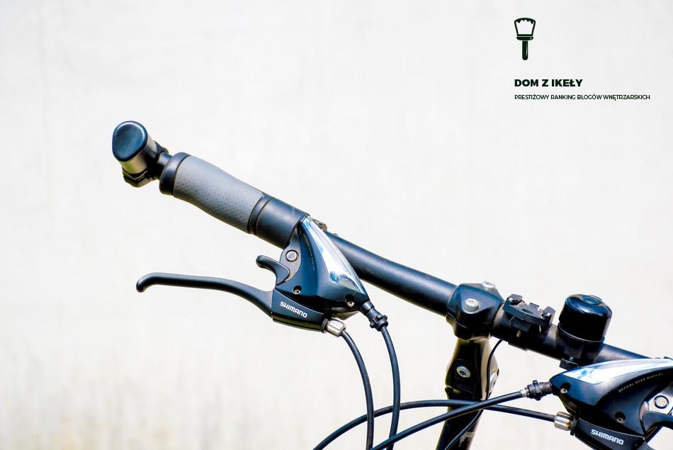przechowywanie roweru w domu