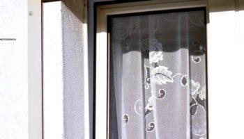 żaluzje do białych okien
