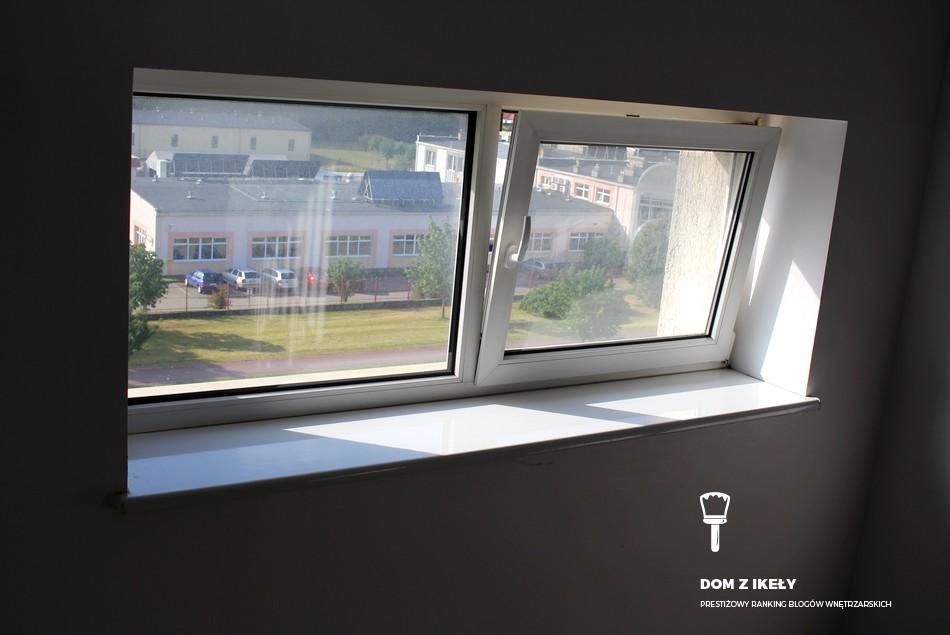 mycie okien bez smug