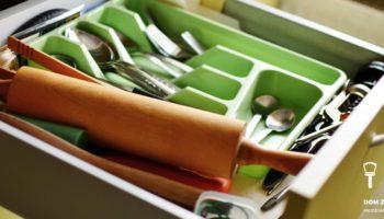 jak zagospodarować szuflady