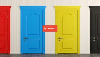 malowanie drzwi laminowanych